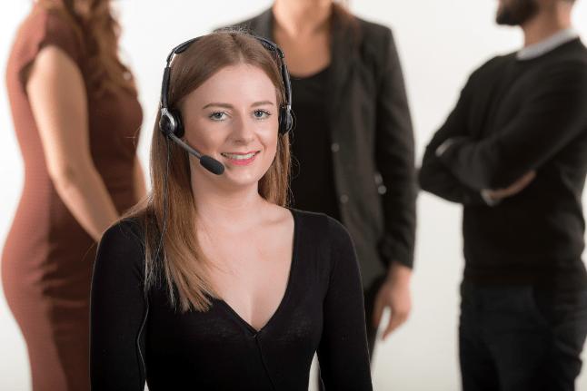 Professional Call Handling Service - Answer-4u